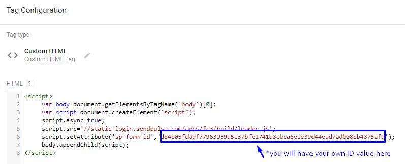 Create custom HTML tag