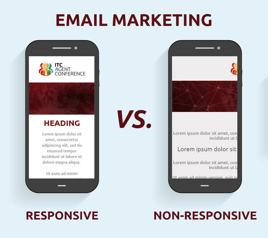 Email Template Size SendPulse - Mobile friendly email templates